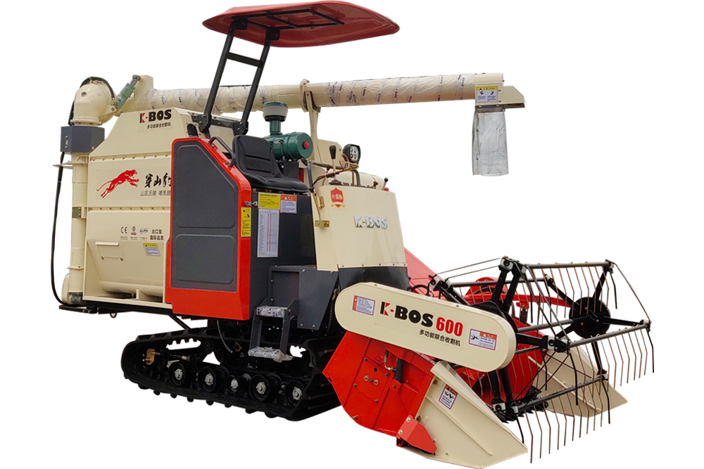 SMALL SPECIALIST 4LZ-1.6Z COMBINE HARVESTER